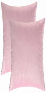 velvet pillow case