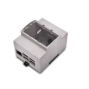 Digitalkey Case para Raspberry PI4 sobre guía DIN: Amazon.es ...