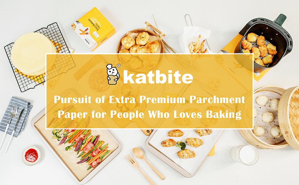katbite parchment patty paper