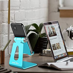 Cell Phone Stand Iphone Stand Adjustable ipad Stand