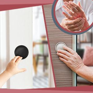 elderly kids arthritis pull finger easy