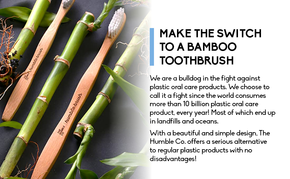 Natural Toothbrush Bamboo Toothbrush oral Philips orawellness fairywell mable extra soft bamboo