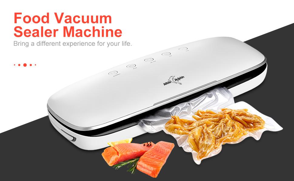 Sous vide vacuum sealer