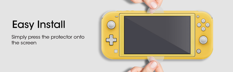Nintendo Switch Lite Easy Install