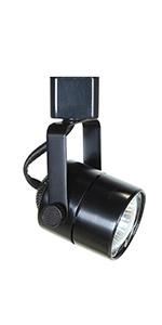 50154-BK Track Lighting Fixture