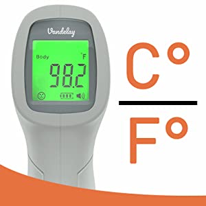 Fahrenheit Mode and Celsius