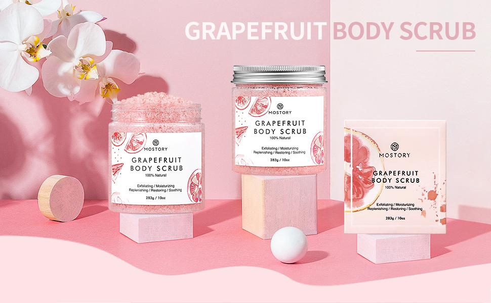 Grapefruit Body Scrub-2