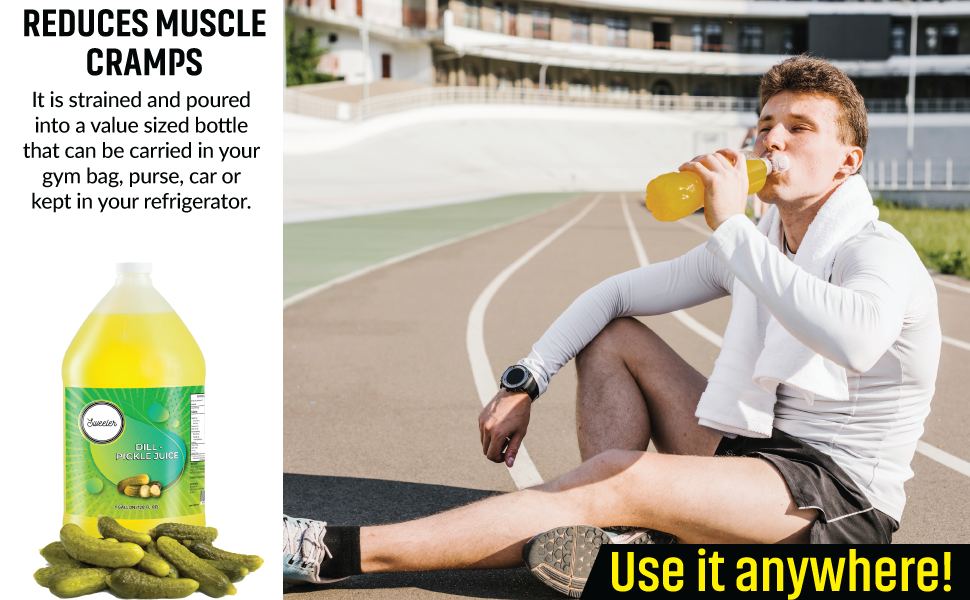 Reduces Muscle Cramps