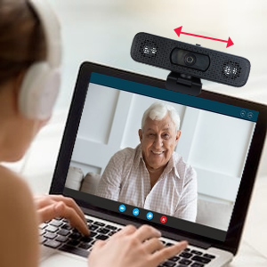 webcam with cover