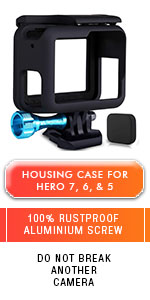 Housing case for Hero 7 6 and 5