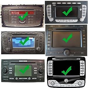 Watermark Wm Btmic09 Bluetooth Adapter For Ford Fiesta Elektronik