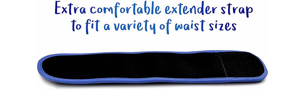 Homefront toning belt