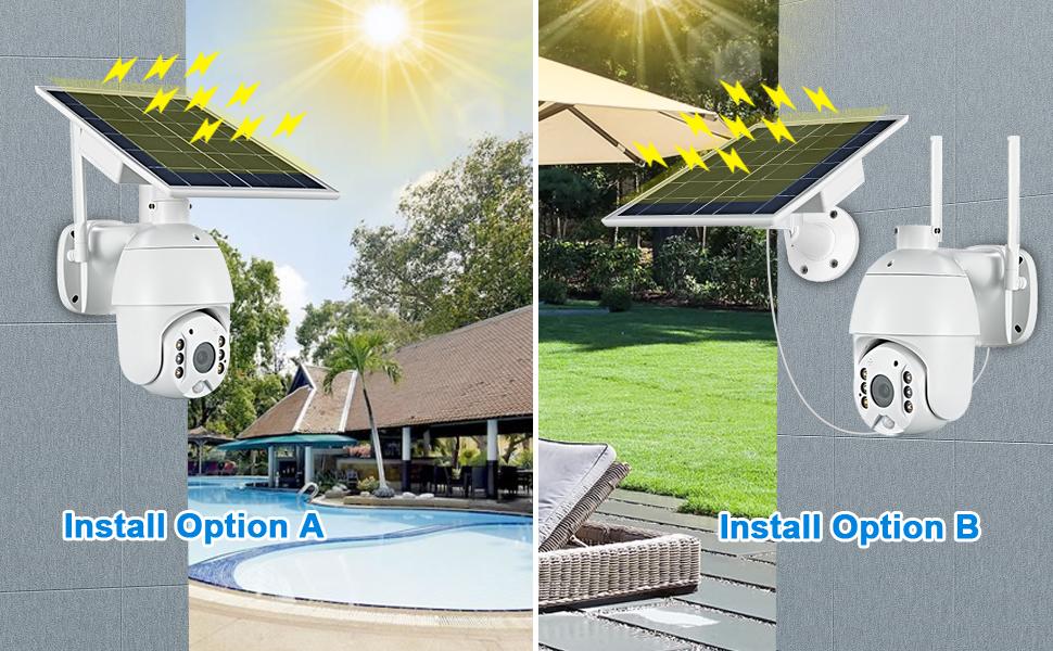 outdoor security camera, solar power home camera,waterproof security camera, wifi ip camera 1080p