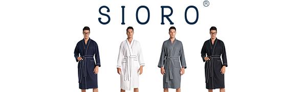 sioro robe men