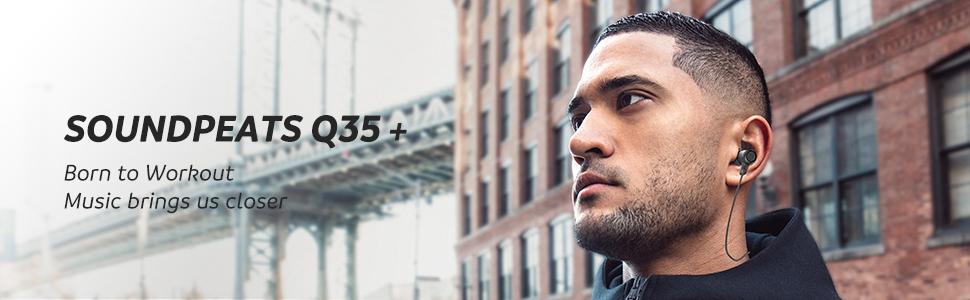 IPX8 Bluetooth Headphones