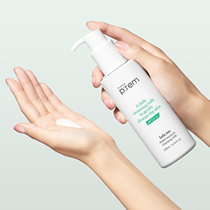 Safe me. Relief moisture cleansing milk_2