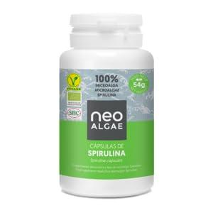 Spirulina Organica en Capsulas, 120 Comprimidos de Spirulina por Envase: Amazon.es: Alimentación y bebidas