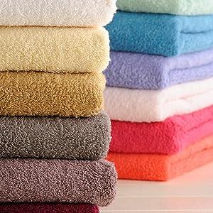 towel color