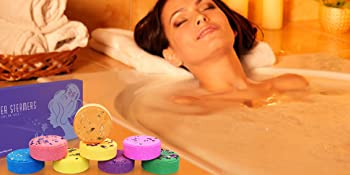 Peradix Shower Bombs, Shower Steamers for Aromatherapy and Stress Relief