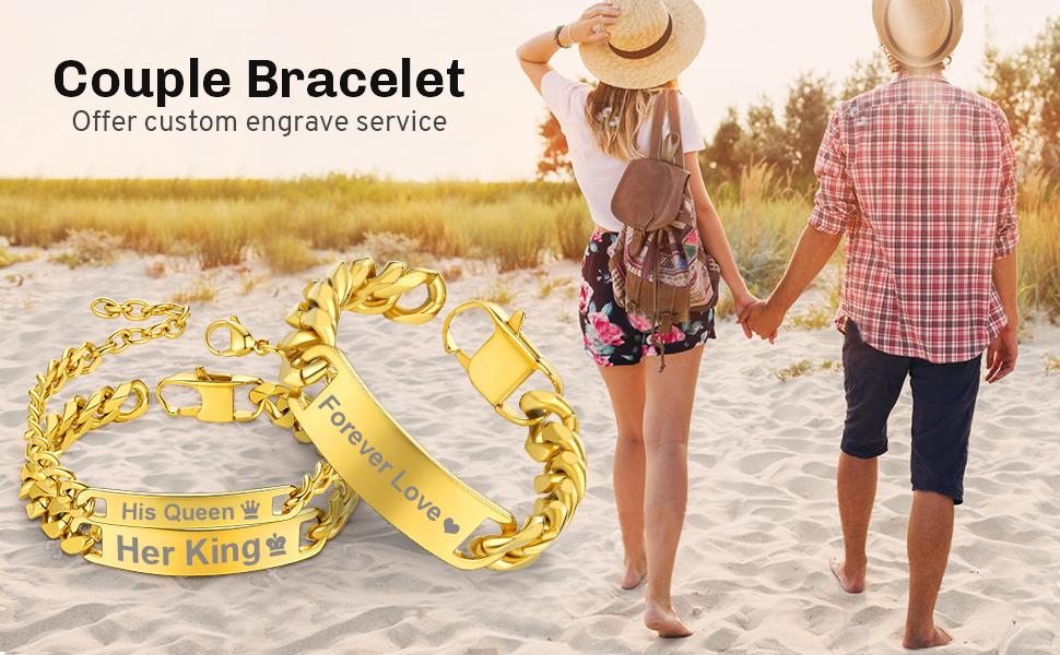 couple bracelet unisex