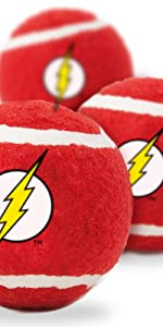 The Flash Tennis Balls for Dogs