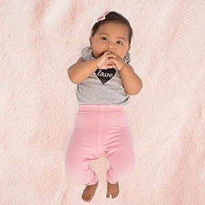 Girls Infant /& Toddler Stretch Leggings