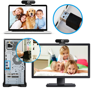 webcam Plug & Play