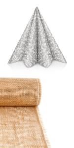 servietten silber