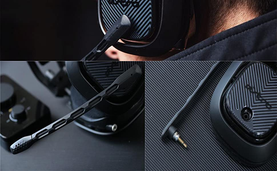 SAQICO Microphone for Astro A40 &A40 TR