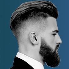 DONNIEBARBER Beard /Hair Straightener DB-2460 8
