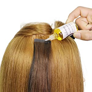 Hair Extensions Removal