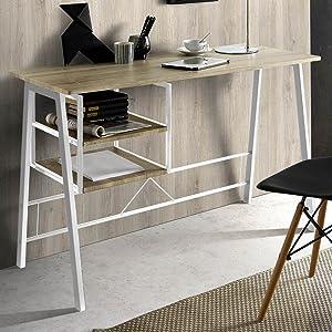 escritorio, habitación, escritorio moderno, escritorio minimalista,