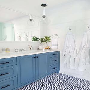 bathroom cabinet pull