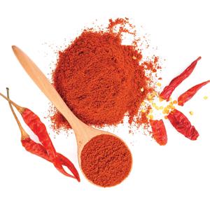 Cayenne Ingredient