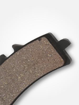 Sixity Organic Brake Pad close-up