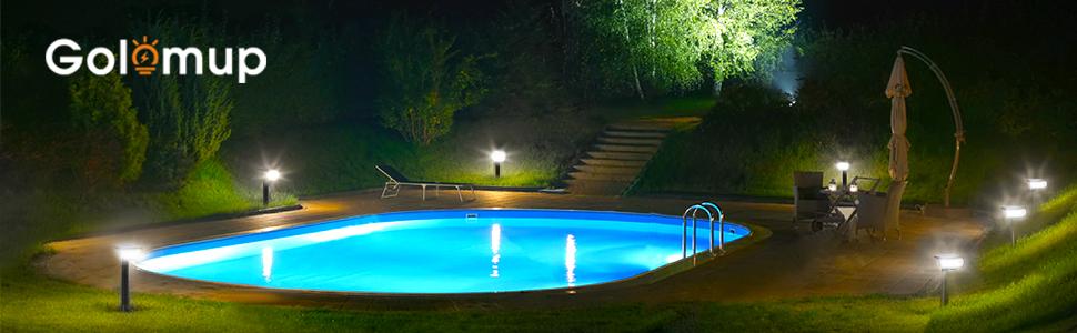 para piscina