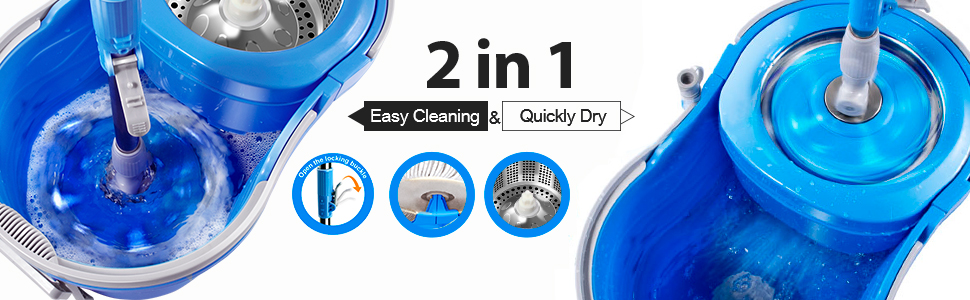 spin mop-Masthome 3