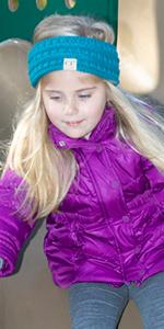 cc kids headband headwrap head band head wrap warm knit winter beanies kids girls boys toddler baby