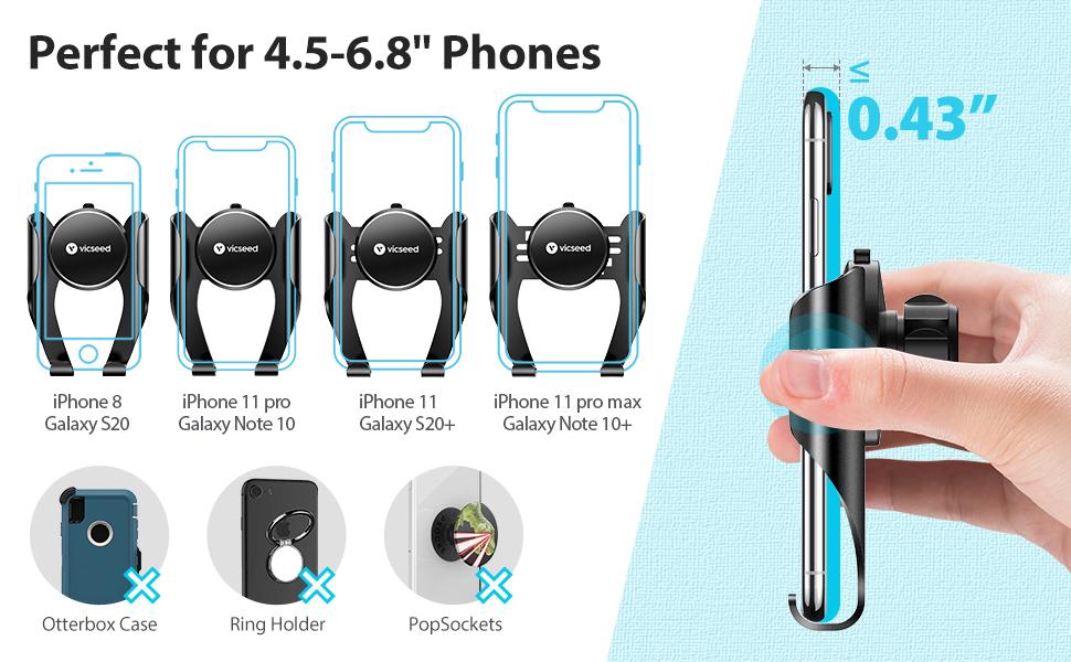 iphone car holder