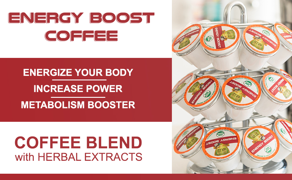 Energy Boost Coffee