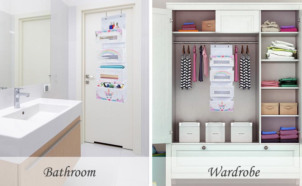suitable for bedroom/bathroom