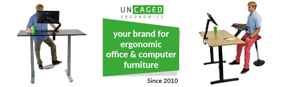 Uncaged Ergonomics