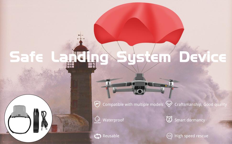 safe landing system device