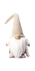 Khaki Gnome 16 Inches