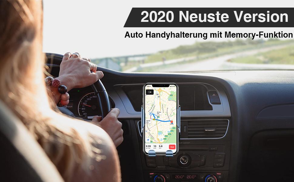 Vanmass Handyhalterung Auto Handyhalter Fürs Auto Elektronik