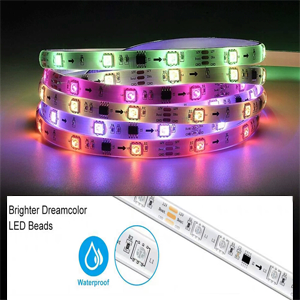 Waterproof Flexible LED Strip Lights