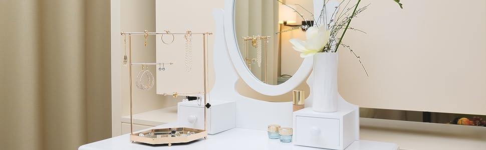 Élégance & Glamour dans votre chambre.