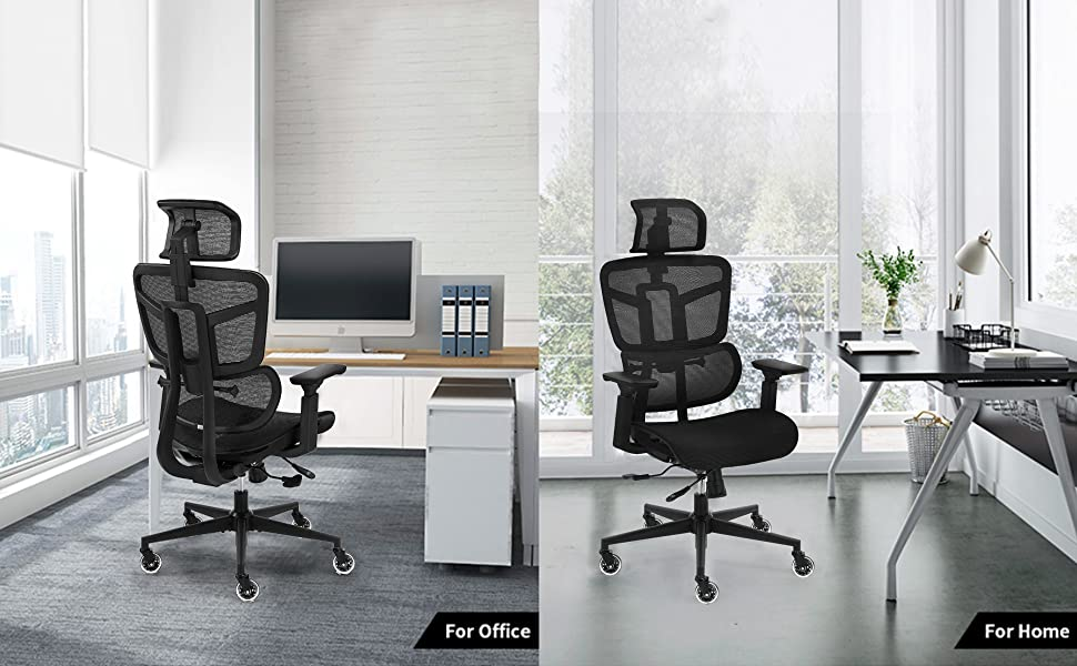 ergonomic home office chair