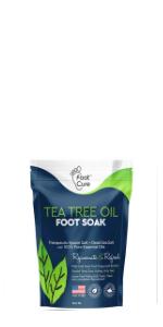tea tree oil foot soak