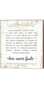 Love is Patient by Jennifer Pugh